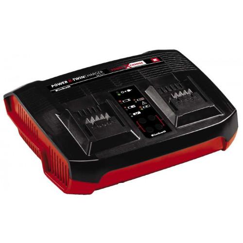 Зарядное устройство для двух аккумуляторов Einhell 18V Power-X-Twincharger 3 A (4512069)