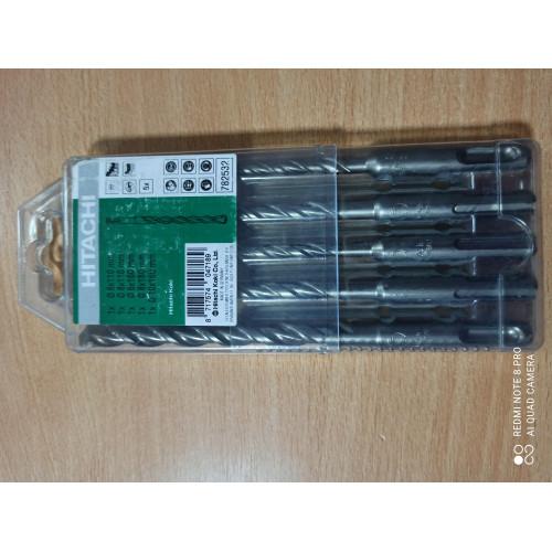 Набор 6/8х50х110+6/8/10х110x160 мм SDS-plus (782532)