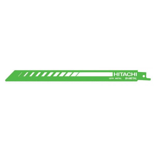 Набор пильных полотен Hitachi, L225мм, металл,5шт.