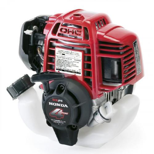 Бензиновый двигатель Honda GX25T ST4 OH