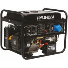 Гибридный (газ/бензин) генератор Hyundai HHY 7000FGE