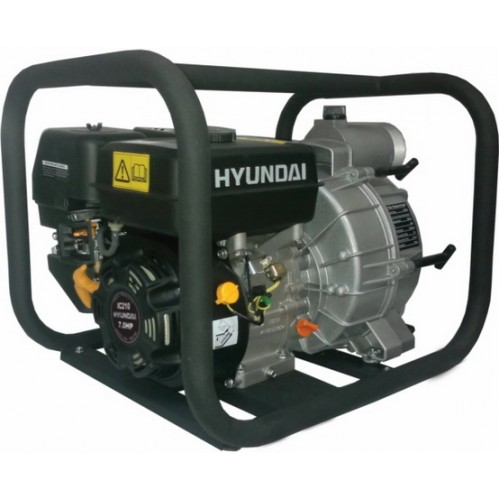 Мотопомпа для загрязненной воды HYUNDAI HYT 80
