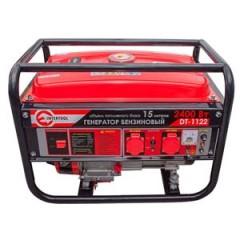 Генератор бензиновый INTERTOOL DT-1122