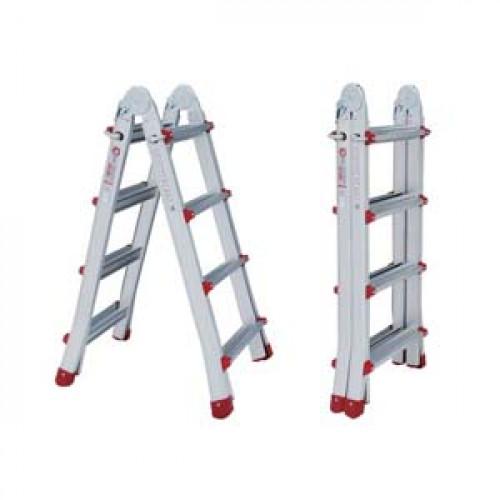 Лестница алюминиевая INTERTOOL LT-2044