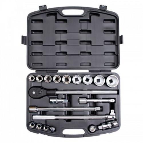 Профессиональный набор инструмента INTERTOOL ET-6023