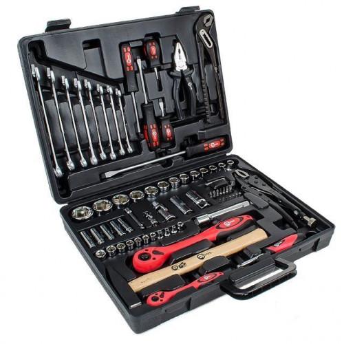 Профессиональный набор инструмента INTERTOOL ET-6073