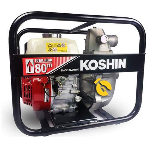 Мотопомпа высокого давления Koshin SERH-50V-BAD 0129372