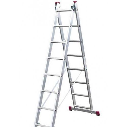 Лестница-стремянка Corda KRAUSE 2х8