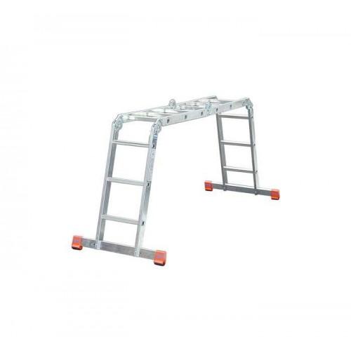 Шарнирная универсальная лестница KRAUSE Corda MultiMatic (4x3)