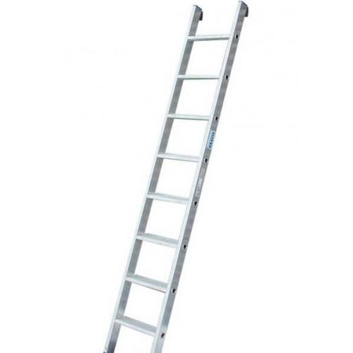 Профессиональная односекционная лестница со ступенями STABILO KRAUSE 8 ступеней