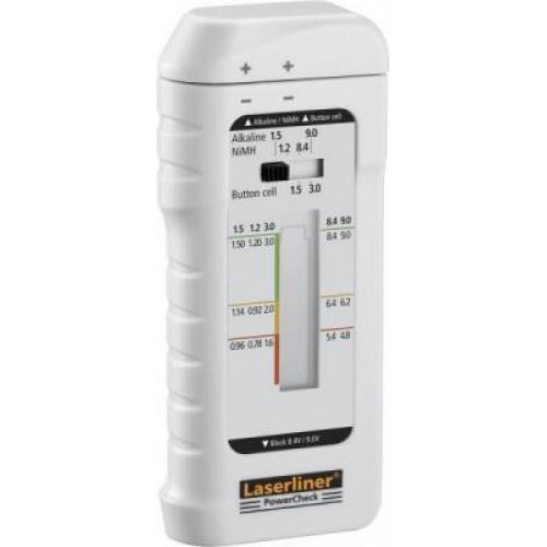 Тестер элементов питания Laserliner PowerCheck 083.006A