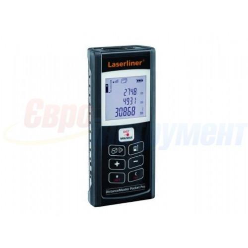 Лазерный дальномер Laserliner DistanceMaster Pocket Pro (080.948А)