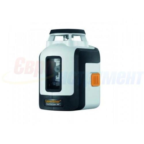 Лазерный нивелир Laserliner SmartLine-Laser 360 (081.117A)