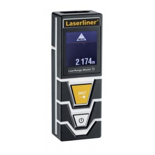 Лазерный дальномер Laserliner LaserRange-Master T3 (080.840A)
