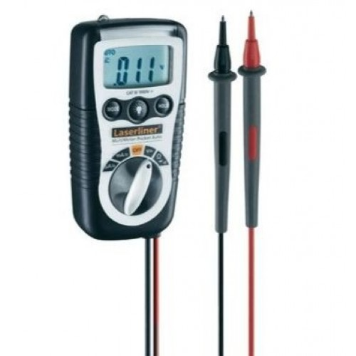Мультиметр Laserliner MultiMeter-Pocket (083.032A)