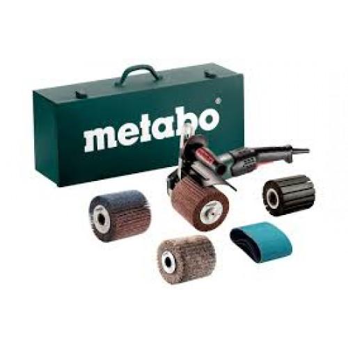 Щеточная полировальная машина Metabo SE 17-200 RT Set(602259500)