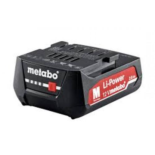 Аккумулятор Metabo Li-Power 12 В / 2 Ач (625406000)