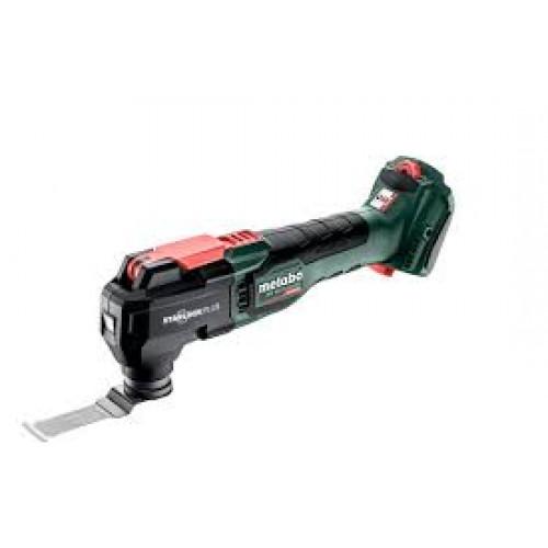 Аккумуляторный многофункциональный инструмент Metabo MT 18 LTX BL QSL (каркас) 613088840