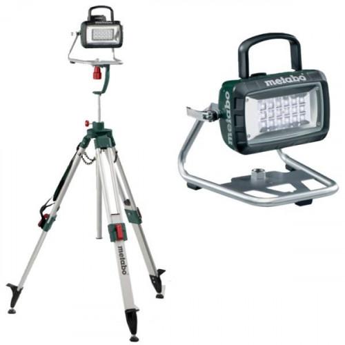 Аккумуляторный фонарь Metabo BSA 14.4-18 LED (каркас) + штатив (690728000)