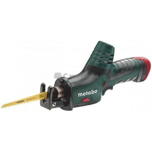 Акк. Сабельная пила Metabo PowerMaxx ASE