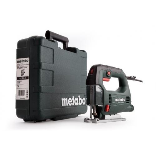 Лобзик Metabo STEB 65 Quick (кейс) (601030500)