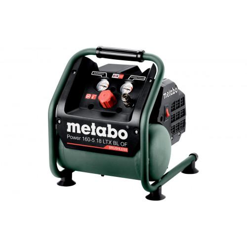 Аккумуляторный компрессор Metabo 160-5 18 LTX BL OF (каркас) (601521850)
