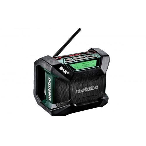 Аккумуляторный радиоприемник Metabo R 12-18 DAB BT (каркас) (600778850)