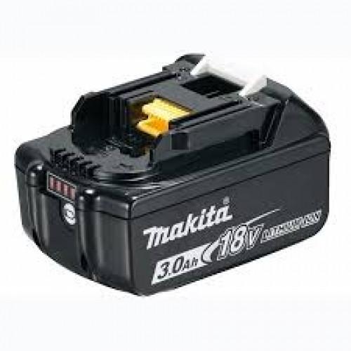 Аккумулятор Makita BL1830B Li-Ion 18 В / 3 Aч