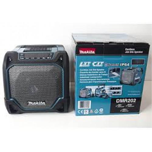 Аккумуляторный радиоприемник Makita DMR202 (каркас)
