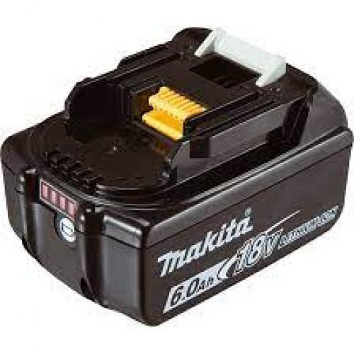 Аккумулятор Makita BL1860B Li-Ion 18В / 6Ач 632F69-8
