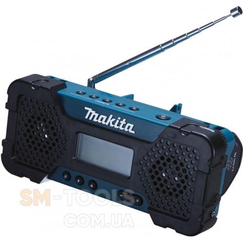 Аккумуляторный радиоприемник Makita MR051 (каркас)