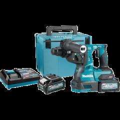 Аккумуляторный перфоратор Makita HR003GM201