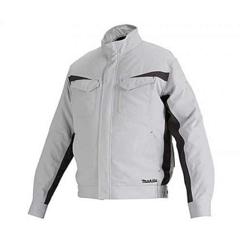 Аккумуляторная куртка с вентиляцией Makita DFJ213ZM, размер M