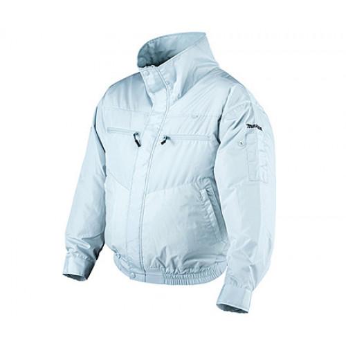 Аккумуляторная куртка с вентиляцией Makita DFJ202ZM, размер M