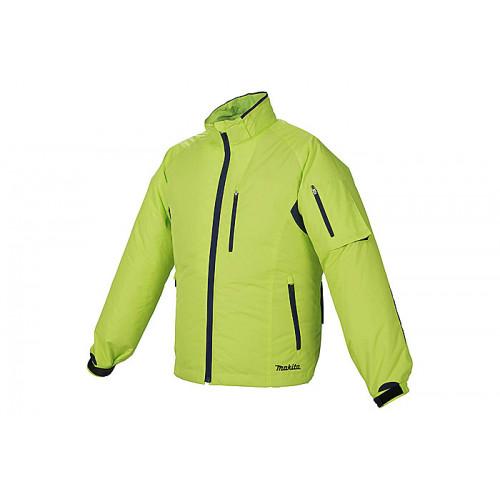Аккумуляторная куртка с вентиляцией Makita DFJ212Z2XL, размер XXL