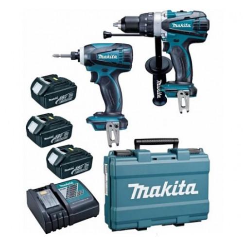 Набор аккумуляторного инструмента Makita DLX2145X1