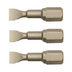 Бита шлицевая Makita SL 4.5x0.6 мм, 25 мм (10 шт.) P-06177