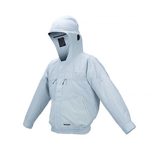 Аккумуляторная куртка с вентиляцией Makita M DFJ207ZM