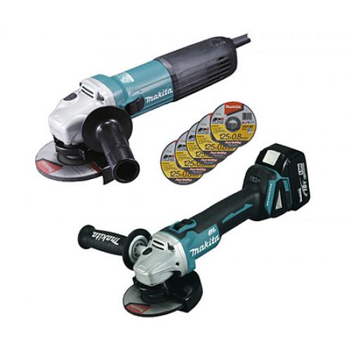 Набор аккумуляторного инструмента Makita DK0081TJX2