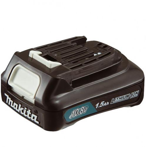 Аккумулятор Makita BL1015 Li-Ion 10,8 В / 1,5 Ач 197390-1
