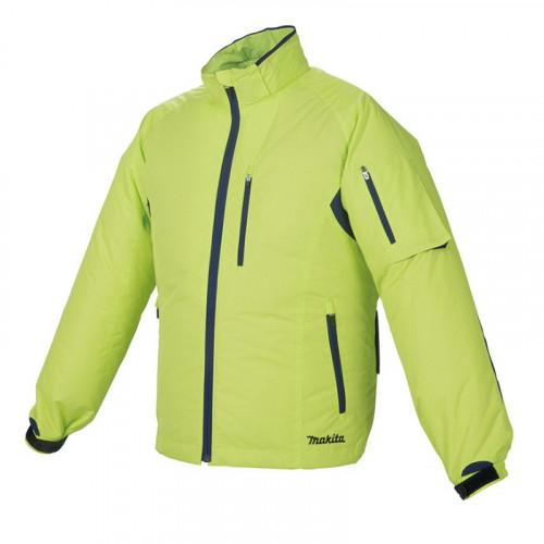 Аккумуляторная куртка с вентиляцией Makita DFJ212ZXL, размер XL