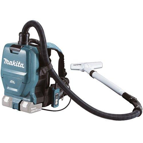 Аккумуляторный ранцевый пылесос Makita DVC260Z (каркас)