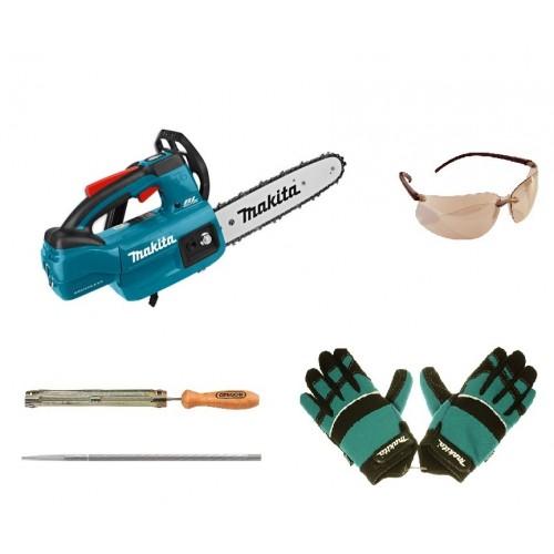 Набор аккумуляторного инструмента Makita BNDLDUC302