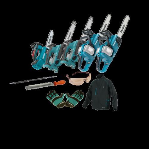 Набор аккумуляторного инструмента Makita BNDLDUCCOMBO