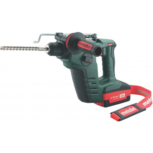 Акк. Перфоратор SDS-plus Metabo BHA 36 LTX Compact