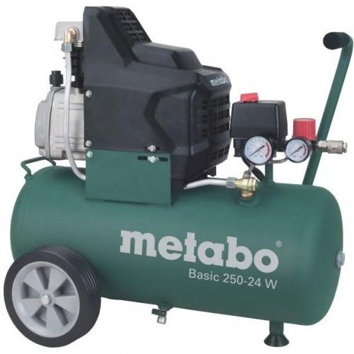 Безмасляный Компрессор Metabo Basic 250-24 W OF
