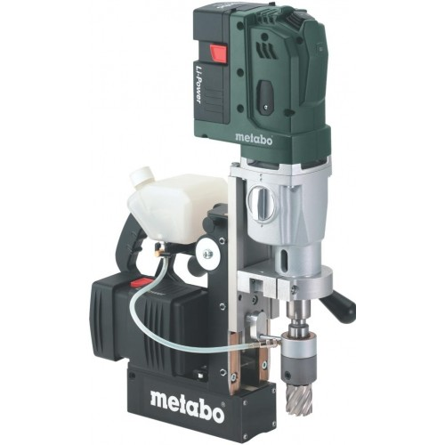 Акк. Сверлильный станок на магнитной подошве Metabo MAG 28 LTX 32