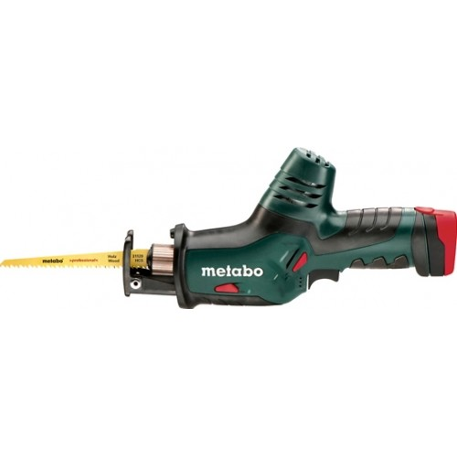 Акк. Сабельная пила Metabo PowerMaxx ASE (кейс)
