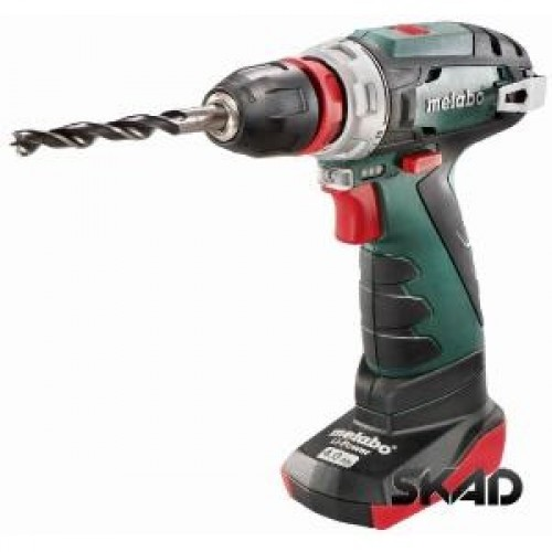 Акк. Шуруповерт Metabo PowerMaxx BS Quick Pro