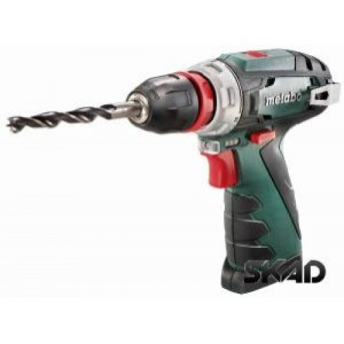 Акк. Шуруповерт Metabo PowerMaxx BS Quick (каркас)
